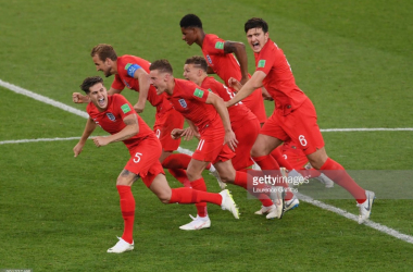 Three Lions show maturity to sail through to the semi-finals of the World Cup