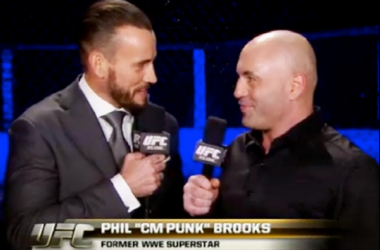Do I Have Everybody's Attention Now? CM Punk Signs With UFC