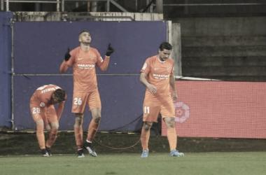 "En-Nesyri: ""Espero poder marcar un gol que sirva para lograr la victoria"""