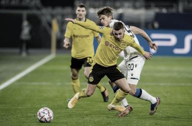 Gols e melhores momentos de Borussia Dortmund x Club Brugge (3-0)