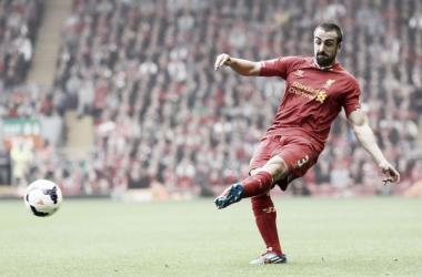 Jose Enrique set to leave Liverpool