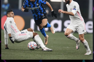 Champions League, una brutta Inter cade a San Siro contro il Real Madrid