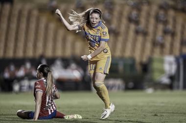 Chivas Femenil es goleada en el Volcán; enfrentará a América en liguilla