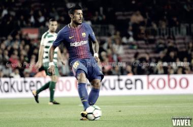 Anuario VAVEL FC Barcelona 2017: Paulinho, la potencia personificada