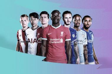 Previa de la 18ª jornada de la PL. | Foto: Premier League