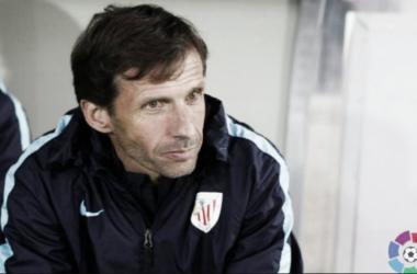 José Ángel Ziganda lleva las riendas del equipo rojiblanco