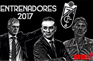Anuario VAVEL Granada CF 2017: entrenadores