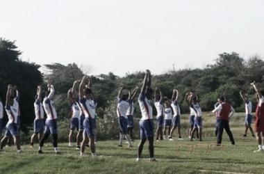 Entrenamiento de Junior. Foto: juniorfc.co