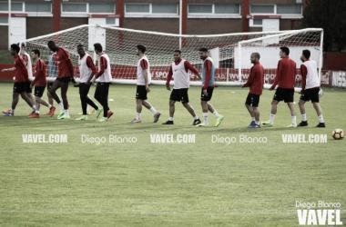 El Sporting iniciará la pretemporada el próximo 10 de julio. Imagen: Diego Blanco // VAVEL