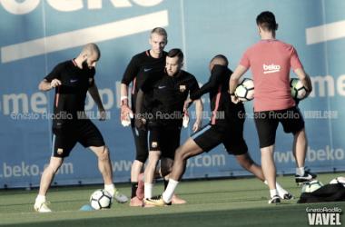 Con el Olympiacos y el Sevilla en el punto de mira