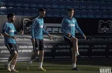 """Pau Torres: """"No hemos hablado nada con el Villarreal"""""""