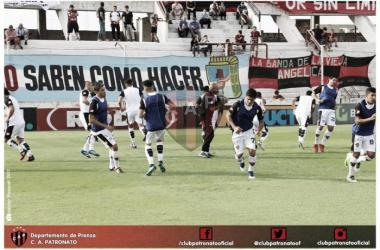El conjunto del Yagui está pensando en volver a la victoria ante Sarmiento. Foto: Prensa C.A.P.