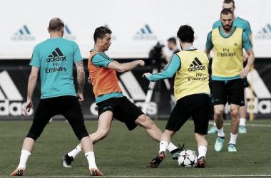 Todos salvo Nacho yase preparan para Munich
