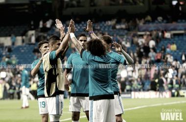 Gareth Bale, la gran ausencia en el entrenamiento