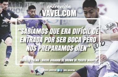 El ex Dálmine fue titular ante Boca Juniors por Copa Argentina | Foto:Vavel