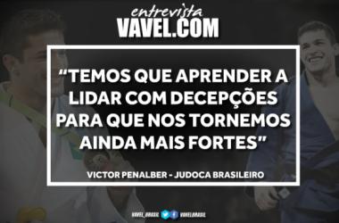 Victor Penalber, de 27 anos, é uma das principais promessas do Brasil no judô (Arte: VAVEL.com)