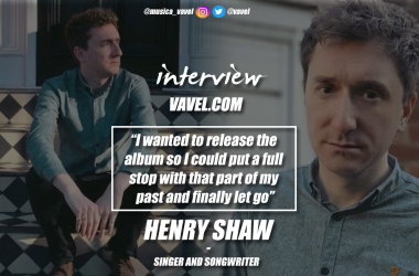 "Henry Shaw: ""I wanted to release the album so I could put a full stop with that part of my past and finally let go"""