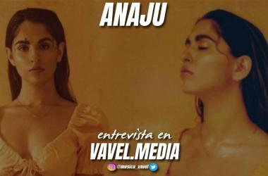 """Entrevista. Anaju: """"Hay historias muy alejadas del amor y el desamor en este EP"""""""
