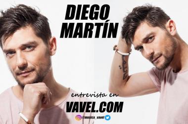 """Entrevista. Diego Martín: """"""""Brindemos"""" esun canto de esperanza a lo que está por venir"""""""