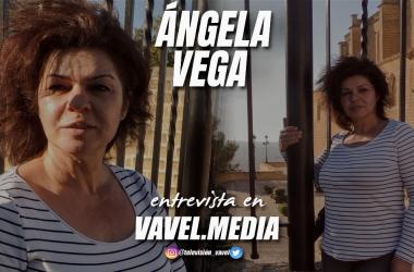 """Entrevista. Ángela Vega: """"Para mí el teatro es una necesidad. Necesito estar en un escenario, sentir al público y llenarme de adrenalina"""""""