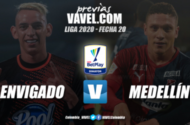 Previa Envigado vs Independiente Medellín: el 'poderoso' buscará cerrar la liga con una victoria