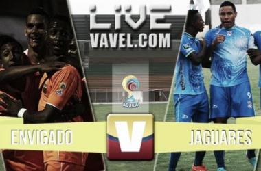 Resultado Envigado - Jaguares (2-0)