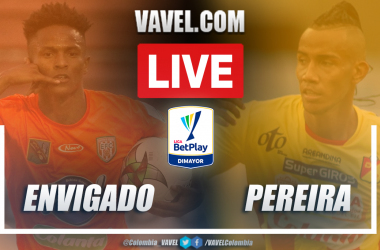 Resumen Envigado vs Pereira (0-1) en la fecha 18 por Liga BetPlay