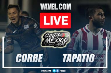 Correcaminos vs Tapatío EN VIVO: ¿cómo ver transmisión TV online en Jornada 14 Liga Expansión Mx?