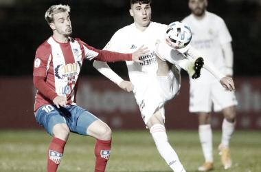 'Retu' debuta con el Real Madrid Castilla