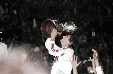 River y la segunda Libertadores, a 24 años