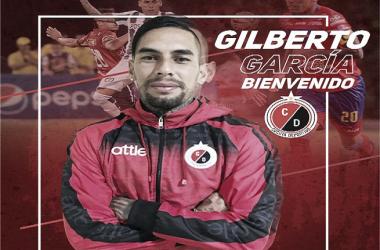 Gilberto 'Alcatraz' García, nuevo refuerzo de Cúcuta Deportivo