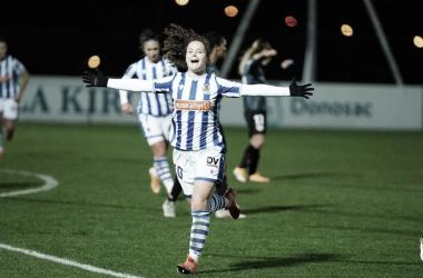Eizaguirre lidera una nueva victoria (2-0)