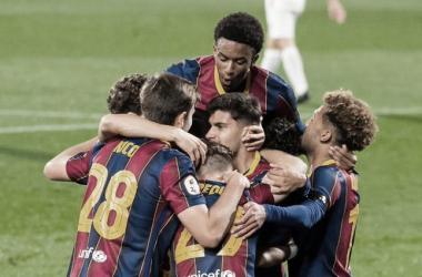 El Barça B resurge para vencer al Lleida Esportiu