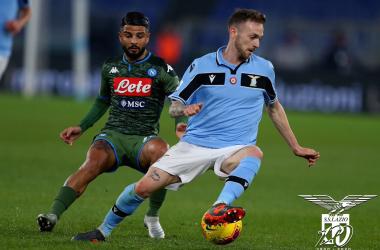 La Lazio suona la decima sinfonia: battuto il Napoli 1-0