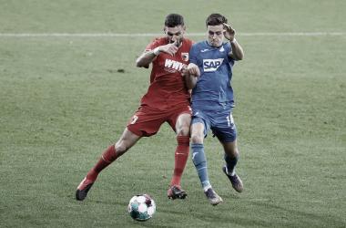 Un gran Hoffenheim vence a un desafortunado Augsburgo