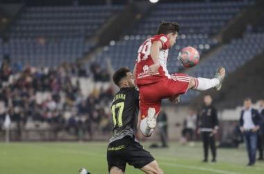 Mucho gol, poco fútbol