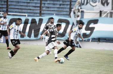 12/12/2020 Gimnasia Jujuy 2 - 0 All Boys (FOTO: TELAM)