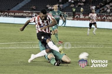 Puntuaciones de Junior de Barranquilla en la primera fecha de la Liga BetPlay 2020-I