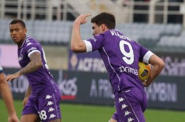 Finisce 1-1 tra Fiorentina e Hellas: a Veloso risponde Vlahovic