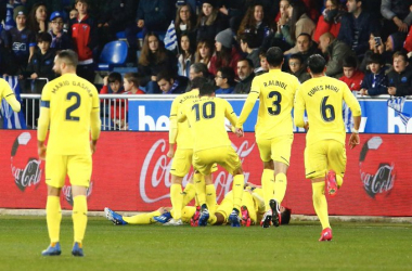 Resumen Rayo Vallecano 0-2 Villarreal CF Copa del Rey 2019/20