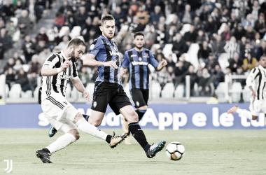 Gols e melhores momentos de Juventus 1 x 1 Atalanta pelo Campeonato Italiano