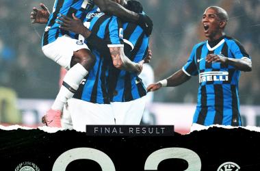 Una doppietta di Lukaku trascina l'Inter: 0-2 all'Udinese e striscia di pareggi interrotta
