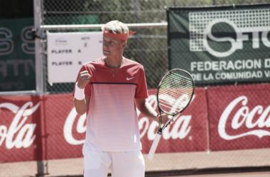 Definidas las finales del ITF Juan Carlos Ferrero