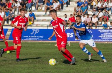 Previa Sevilla Atlético – San Fernando CD: tras un duro golpe toca levantarse