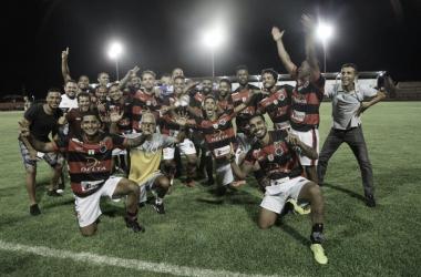 Águia Negra vence Sampaio Corrêa e consegue classificação inédita à próxima fase