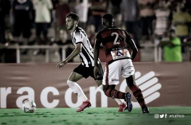 Atlético-MG joga mal, empata com Campinense-PB e avança de fase na Copa do Brasil