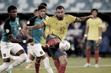 Colômbia 1 a 0 Equador (CONMEBOL / Divulgação)