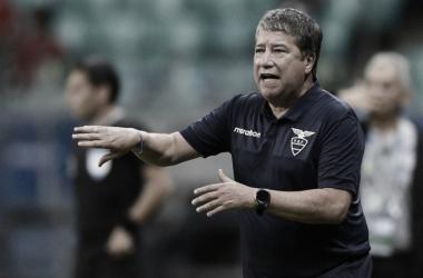 """Após derrota para Chile, Dário Gómez avalia: ''Partida muito difícil"""""""