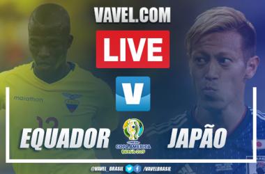 Gols e melhores momentos Equador 1x1 Japão pela Copa América