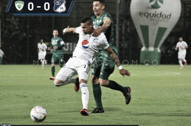Imagen: Millonarios FC.